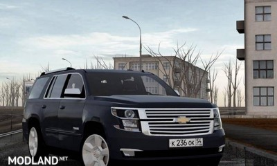 2015 Chevrolet Tahoe LTZ [1.5.7], 5 photo